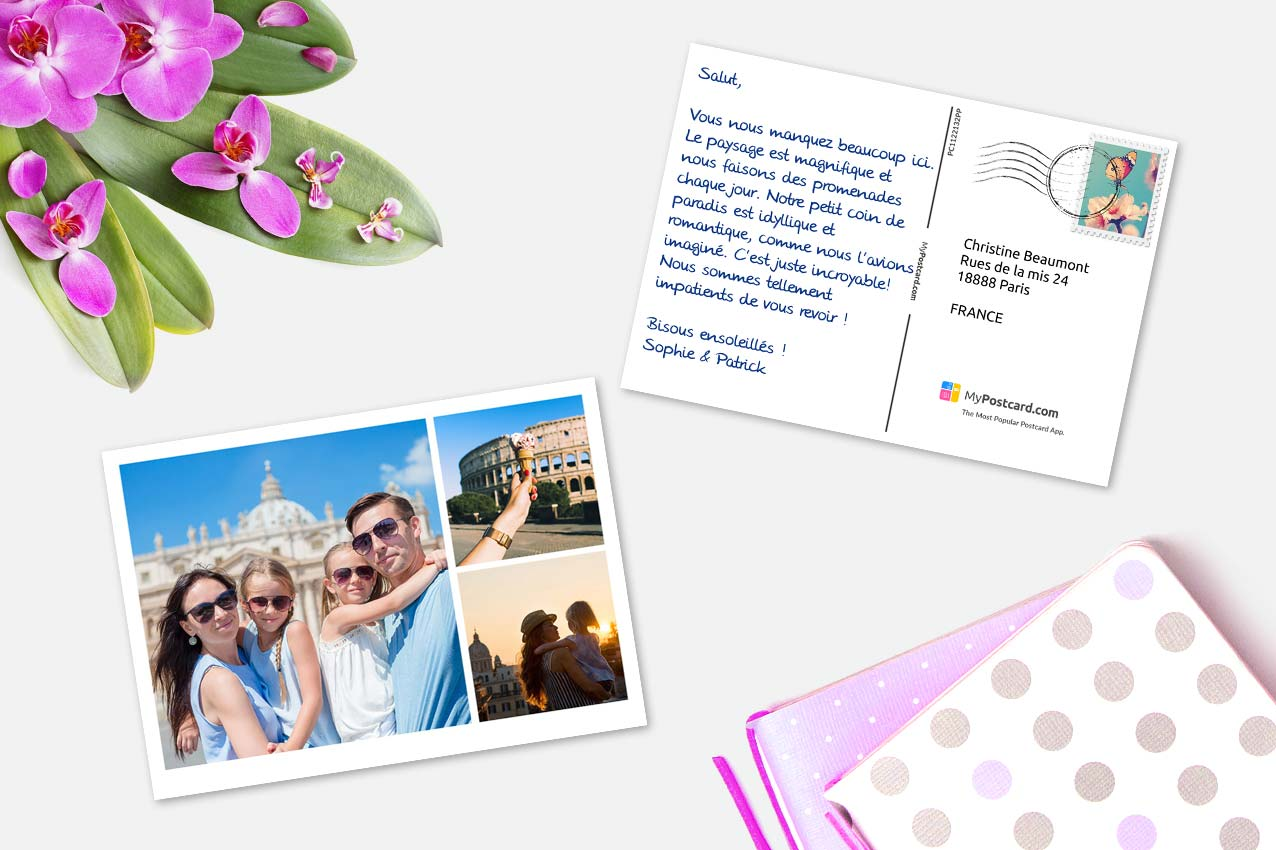 Cartes postales photo